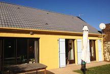 ThermaCote murs et toiture (27-Eure) / ThermaCote appliqué sur murs et toitures, 27-Eure