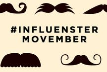 Influenster Movember Contest / Join us in spreading awareness on social media for prostate cancer research! Influentter will donate to the Prostate Cancer Foundation!