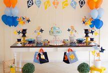 festa caseira infantil