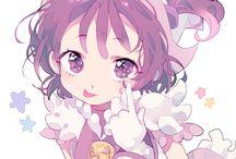magical girls!! *(☆∀☆)