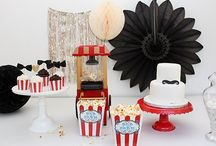 Circus Party / Life is like a circus - full of excitement, surprises and hopefully lots of laughter. Let's celebrate!