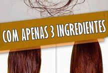 cabelos tratamento