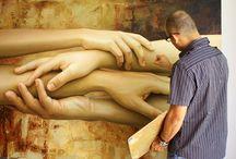 Obras de arte en acrílico