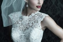 Tying the Knot - Wedding Dresses / Wedding gowns.