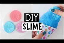 Slime und ähnliches