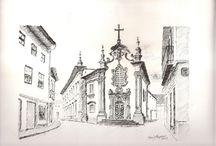 Desenhos de José Marques