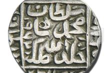 Delhi Sultan Suri Dynasty - Coins of Muhammad Adil Shah