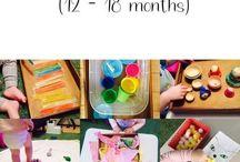 18 month activities