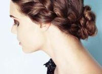 Wedding Hair and makeup / by Samia Oscoff