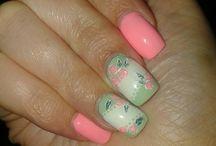 Minhas unhas / nails