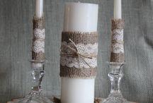 velas de bautizo