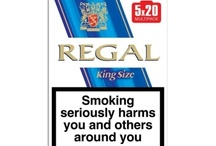 Buy Regal cigarettes / Buy Regal cigarettes online / by Adrain Peebles