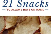 Snacks - Low Calorie