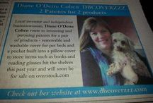 PILLOW POCKET PAL BY #DBCOVERZZZ / http://www.dbcoverzzz.com/ http://bedford.wickedlocal.com/article/20140421/NEWS/140429355