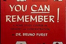 HOW TO -                                                 BRAIN -                                                  BRAIN TRAINING MEMORY TRAINING