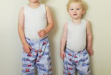 Sewing Pattern for Boys