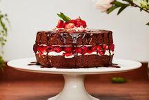 Jamie Oliver Cakes
