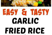Rice & Grain Dishes