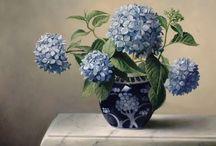 kwiaty chortensje