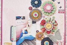 AC & Crate Paper Love / American Crafts & Crate paper / by Scrap It Girl
