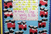 First Grade Reading / by Karen Javits Schillinger