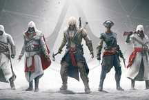 Assassins creed / Best games ever / by Maud Svedlund