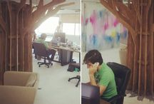 Workplace / Posts about project progress and the ninjas behind the scenes