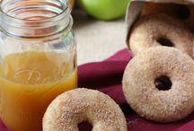 Baked donuts / by Becky Knapp