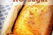 No sugar recipes