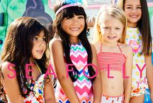 Seafolly Kids / by Seafolly Australia