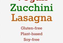 Vegan soy gluten free