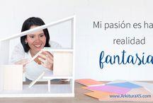 Frases / Frases y fotos creación de Arkitura XS by Arianna León.