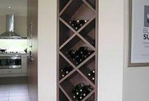 Wine Rack - House