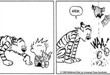 Calvin nd hobbes