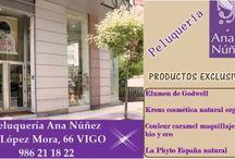 Peluquería Ana Núñez en Vigo