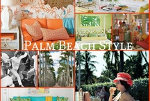 Palm Beach / My love of chinoiserie and palm beach combined... / by Emily Johnson