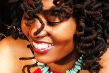 locs and natural styles / by Lisa DuBois