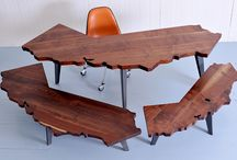 Furniture / I'd love to own some of these pieces. Great for my future home.
