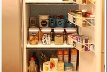 Kitchen & Pantry / Kitchen and pantry cleaning and organizing tips