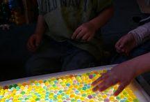 Copii - Activitati senzoriale 3 ani