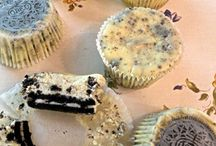 muffins, cupcakes, pastry, etc