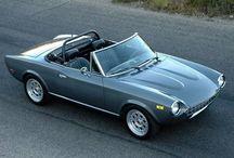 Fiat/Seat 124 Berlina, Sport & Spider - Lada
