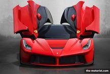 Ferrari LaFerrari / Der Ferrari LaFerrari im Detail. Ist er der McLaren P1 und Porsche 918 Killer? News dazu hier http://www.the-motorist.com/autonews/0062-ferrari-laferrari.html