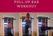 Pull up bar