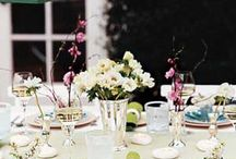 Off the Menu with  S.Pellegrino / Dinner party ideas - from decor, to beverages & dishes