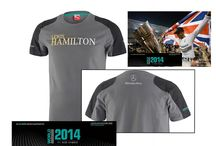 2016 F1 Merchandise
