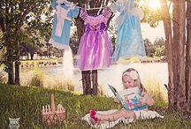 Disney Princess photoshoot