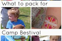 Camp Bestival 2016 / The ATE Trust in the Dingly Dell at Camp Bestival 2016!