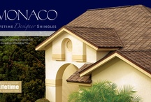 Monaco / Value Collection Designer Shingles - An industry first! Thanks to our advanced shingle design, we're able to create the look of genuine European clay tile with up to 70% savings.