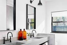 Łazienka lustra